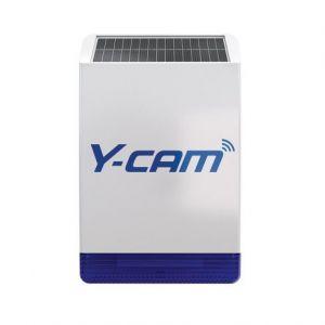 Y-cam Protect Solar Outdoor Siren - външна соларна сирена