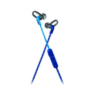 Bluetooth слушалка Plantronics BACKBEAT FIT 300 - Dark Blue
